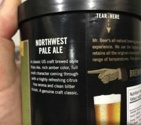 Northwest Pale Ale malt extract