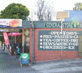 The Top Shoppe in Gumeracha - Marie and Tony run a great General Store & Take Away