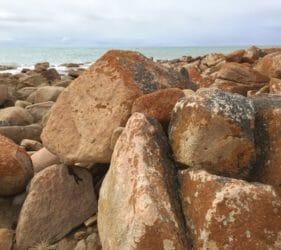 Rocks on Fisherman Bay, Port Elliott