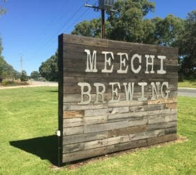Meechi Brewing, Langhorne Creek