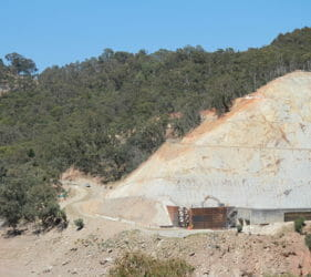 Dam upgrade at Kangaroo Creek Dam to increase capacity